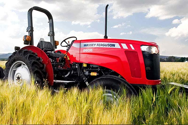 MF-2605 2WD-4WD