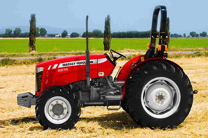 MF-2615 2WD-4WD