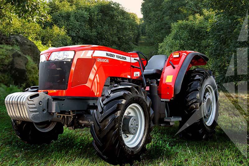 MF-2680 E 2WD-4WD TURBO